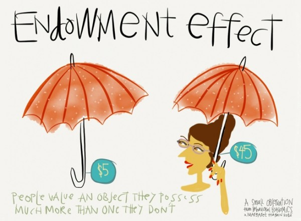 Endowment-Effect